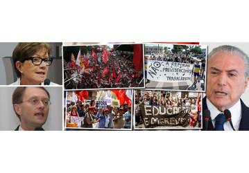 MPF mostra que reforma de Temer viola Constituição