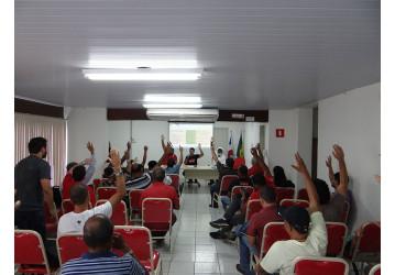 Primeira reunião da gestão 2017-2020