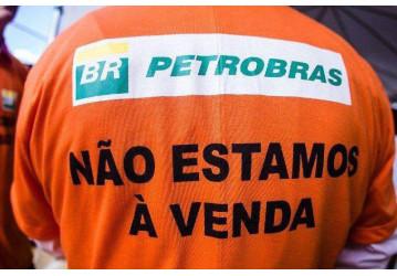 Petroleiros planejam ano de resistência contra desmonte da Petrobras