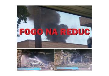 Incêndio na Reduc comprova insegurança potencializada pelo PIDV
