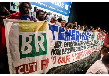 O apagão da Petrobrás, a conta mais perversa do golpe