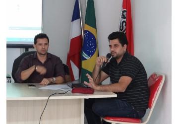 Sindipetro Bahia fecha parceria com grupo de estudos econômicos
