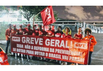 Bahia – categoria petroleira diz não à reforma da previdência