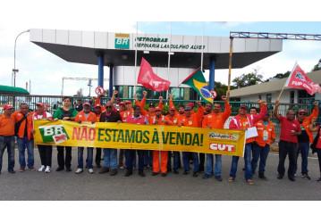 FUP aciona justiça para barrar privatização de Refinarias