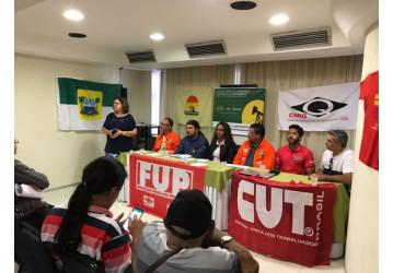 Petroleiros lançam no Nordeste Frente Ampla em Defesa da Petrobrás