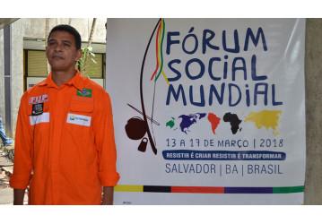 Fórum Social Mundial 2018 será em Salvador