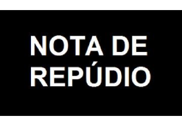 Nota de repúdio à postura do Governador Rui Costa