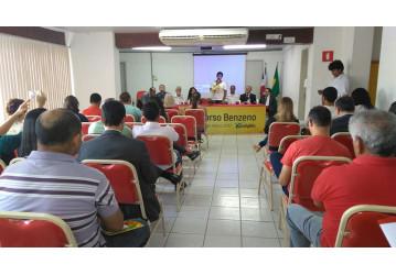 II Curso Benzeno - evento continua no sindicato, mas foi cancelado na Rlam porque Petrobrás não quer Fundacentro na empresa
