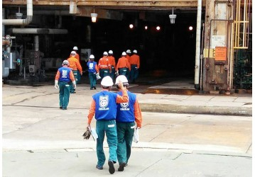 MTE identifica descumprimento do Acordo Nacional do Benzeno, em auditoria na Rlam
