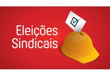 Tudo pronto para as eleições!