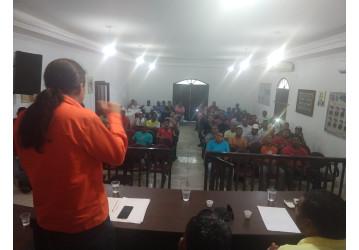 Cardeal da Silva, Entre Rios e Esplanada, juntas em defesa da Petrobrás e dos empregos