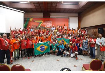 Petroleiros da Bahia encerram congresso reafirmando luta em defesa da Petrobrás e da democracia