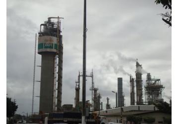 Diretor de Refino e Gás se recusa a responder pergunta de trabalhadores, em palestra na Fafen