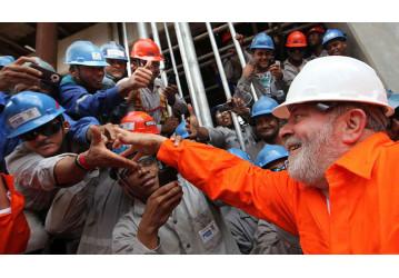 Com Lula, 1ª refinaria do País reativou desenvolvimento regional