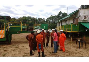 Trabalhadores paralisam a Conterp em Buracica, Bálsamo e Araçás