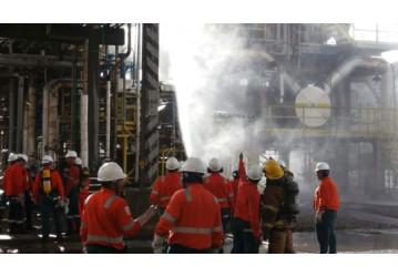 Urgente: Vazamento de SO² na U-21 da Araucária Nitrogenados