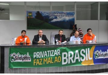 Audiência em Pojuca decide por ações sindicais e políticas contra a privatização da Petrobrás