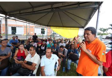 RLAM - Sindipetro repudia acidente com operador e vai recorrer ao Ministério Público do Trabalho
