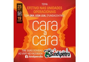 Sindipetro Bahia - Cara a Cara com a categoria petroleira