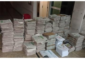 Nota oficial: Sindipetro-NF denuncia censura de jornais e esclarece sobre ação arbitrária do TRE