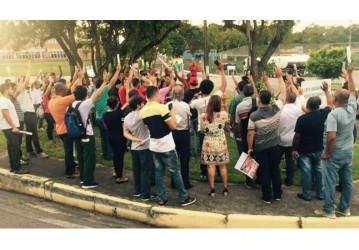 Bahia – categoria aprova fechamento do ACT e estado de greve em defesa do Sistema Petrobrás