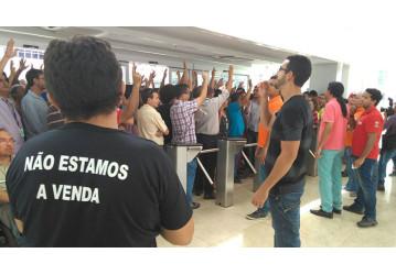 Petroleiros rejeitam proposta da empresa e apoiam paralisação a partir de 23/12