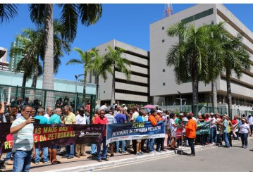 Entidades se unem em defesa da Petros, AMS e contra a privatização da Petrobrás