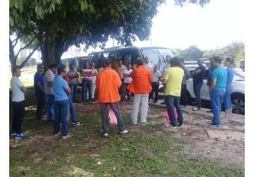 Trabalhadores do turno da Fafen estão em greve de fome