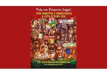 Sindipetro Bahia convida para o Grito dos Exluídos