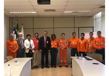 Após visita de parlamentares à RLAM, Petrobrás acena com retomada de operação das refinarias com carga máxima