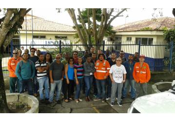 FAFEN – trabalhadores da Turma E registram queixa crime contra gerentes, supervisores e coordenadores