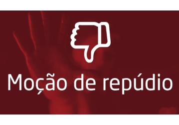 Moção de repúdio ao ataque sofrido pelo companheiro Leonardo Urpia, diretor da FUP e do Sindipetro Bahia