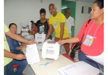 Terceiro dia da eleição foi marcado por atraso na liberação das urnas- Transmissão ao vivo