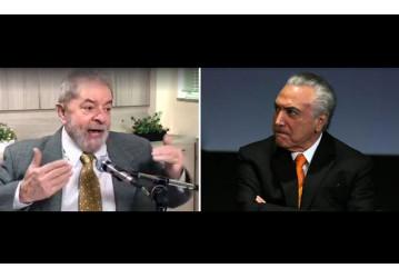 'Temer não tem condições de governar o Brasil'