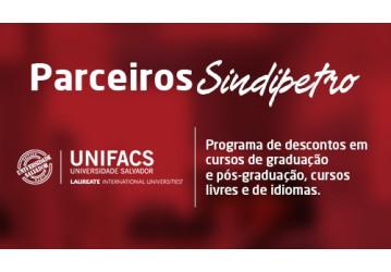 Sindipetro Bahia firma convênio com a UNIFACS
