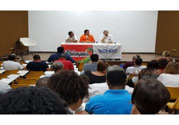 Sindicato participa de Plenária sobre o pré-sal, na UFBA