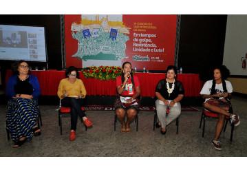 VI Congresso - é preciso ampliar e fortalecer a luta das mulheres