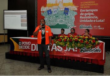 VI Congresso – Delegad@s aprovam prestação de contas do Sindipetro Bahia