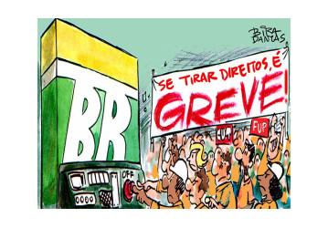 FUP avisa a Petrobrás: se tirar direitos, é greve