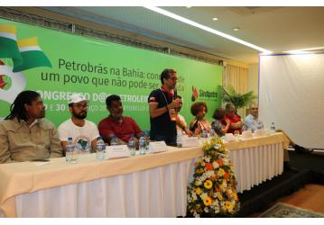 Seminário - Aposentados e pensionistas debatem sobre o futuro do segmento  na Bahia