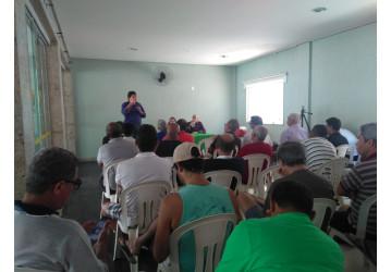 PCR deixa trabalhadores vulneráveis e nas mãos das gerências, alertaram advogados em debate promovido pelo Sindipetro Bahia