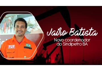 Sindipetro Bahia tem novo coordenador geral