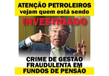 FUP cobra investigação da Petros sobre ganhos ilícitos de guru de Bolsonaro