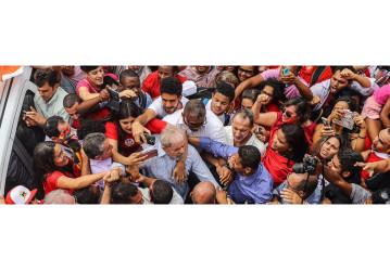 PT: Datafolha confirma que povo não aceita injustiça contra Lula