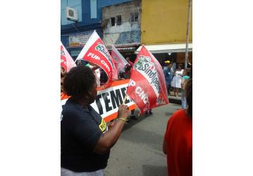 31/03 - Sindipetro participa do Dia Nacional de Mobilização rumo a greve geral