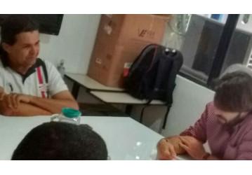 Sindipetro se reúne com Conterp para tratar sobre reivindicações dos trabalhadores