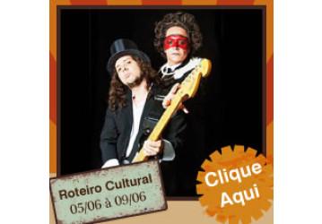 Roteiro cultural 06/06 a 09/06