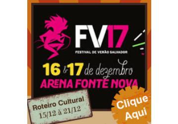 Roteiro Cultural 15 a 21 de dezembro
