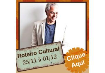 Roteiro cultural 25-11 a 01-12
