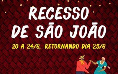 Recesso de São João